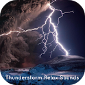 Thunderstorm Sound - Relaxing icon