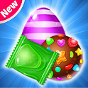 Candy plus: sweet candy 2020 match 3 games icon