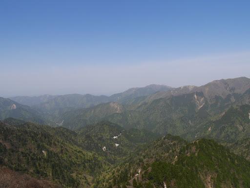 琵琶湖はかすみ