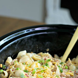 Southwestern Cheesy Chicken and Pasta