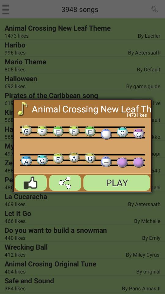 Town Tunes Animal Crossing 1 9 Apk Download Com Xkou Ttanimalcrossing Apk Free