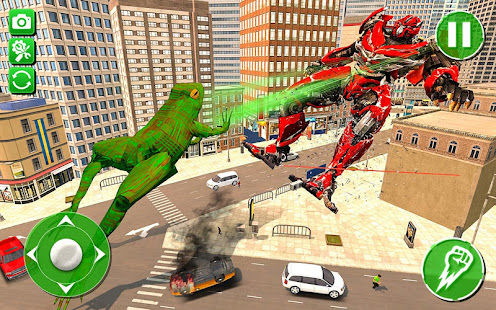 Frog Robot Transformation Simulator for PC-Windows 7,8,10 and Mac apk screenshot 15