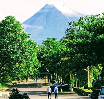 Gunung Bromo di Indonesia