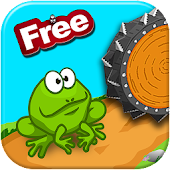 Tap Frog jumping adventure