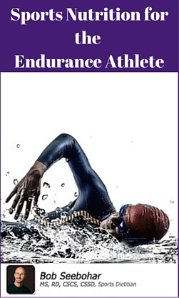Sports Nutrition for the  Endurance Athlete