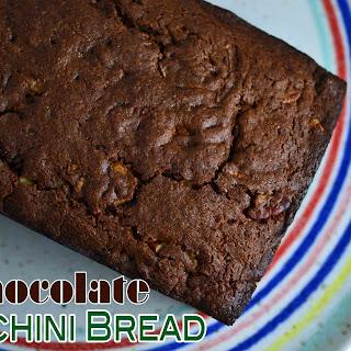 Bittersweet Chocolate Zucchini Bread