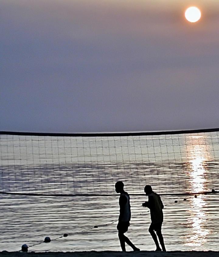 Volley in Jamaica di mayoplast