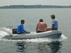 Photo: Kleines Boot