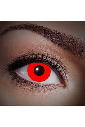 Färglinser, UV Röd