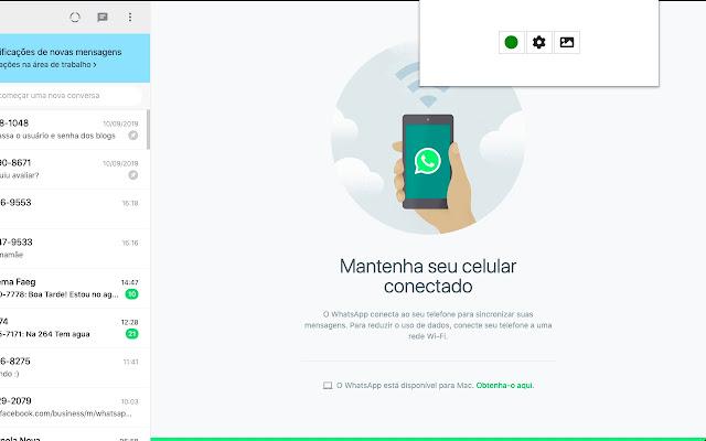 Macro Whatsapp
