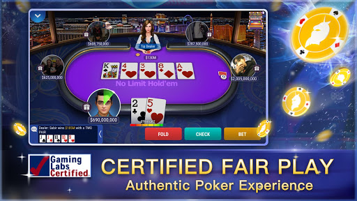 Sohoo Poker-Texas Holdem Poker  screenshots 1