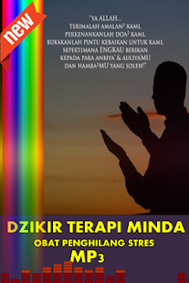 Zikir Terapi Minda( Obat Penghilang Stres )Mp3 - náhled