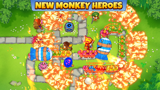 Bloons TD 6 (Unlimited Money) 7