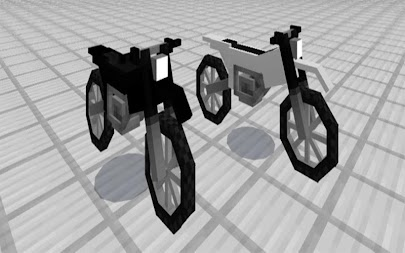 Motobike Mod for MCPE Addon APK screenshot thumbnail 6