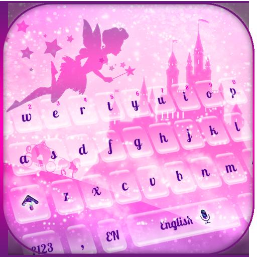 Quote: Dreams Come True Keyboard Fairy Tale Theme (app)