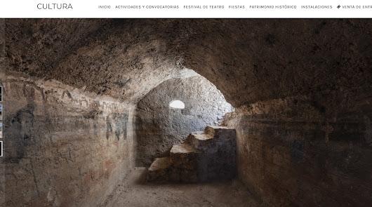 El Ejido: Un tour virtual en 3D por la historia de los monumentos
