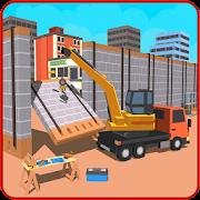 بناء المدينة بناء جدار