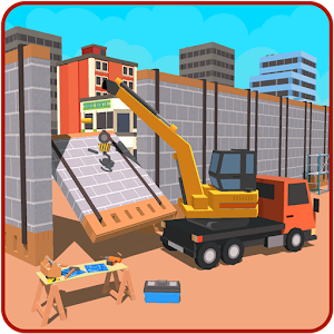 City Builder Wall Construction for PC and MAC