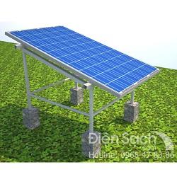 Hệ thống điện mặt trời công suất 200W