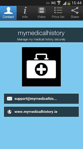 mymedicalhistory