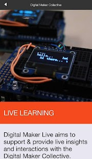 Digital Maker Live- screenshot thumbnail
