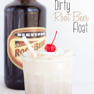 Dirty Root Beer Floats.