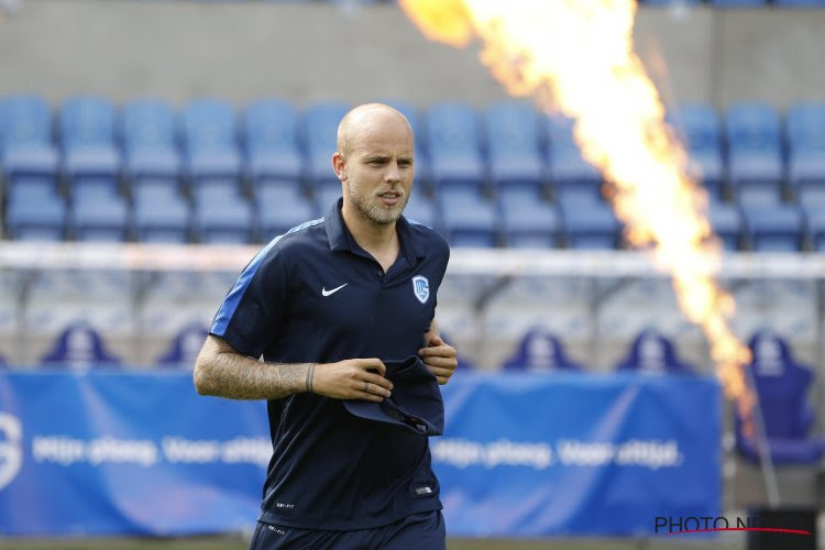 Opvallend: blessuregolf bij KRC Genk, en toch sprak coach Stuivenberg nog geen enkele keer met de verbannen Yoni Buyens