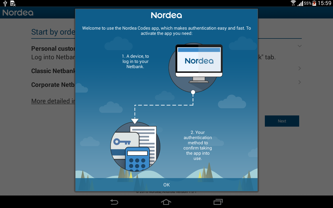Nordea Codes - Android Apps on Google Play