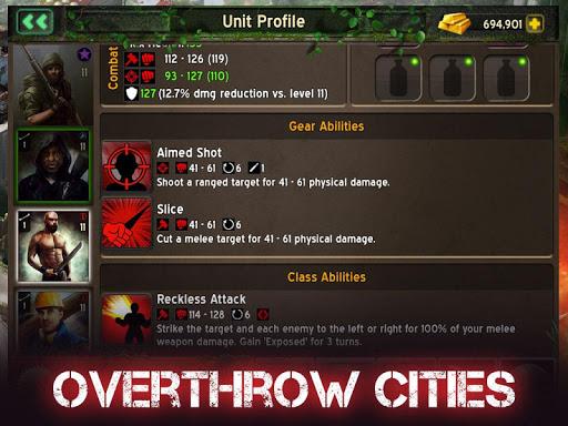Empire Z: Endless War screenshot 4