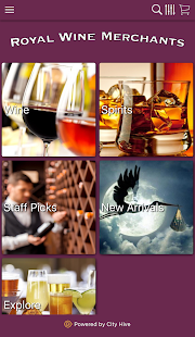 Royal Wine Merchants- screenshot thumbnail