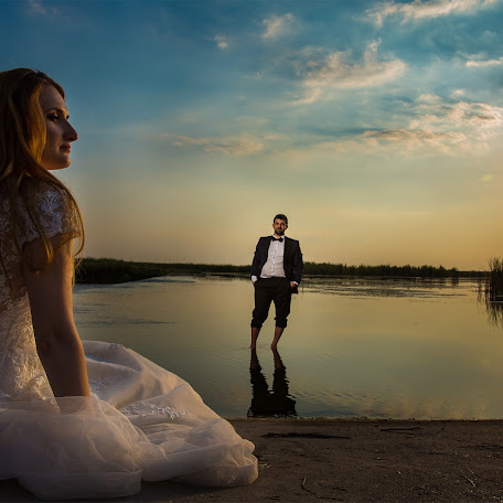 Wedding photographer Codrin Munteanu (ocphotography). Photo of 08.10.2017