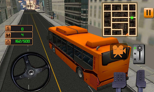 City Bus Driver screenshot 1