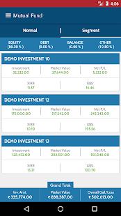 Forecast Investment - náhled