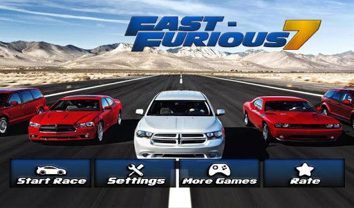 Play Fast Furious 7 Free