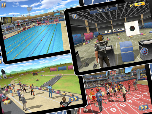 Athletics 2 Summer Sports v1.5 APK+DATA (PAID)