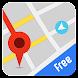 無料のGPS地図、方向、ナビゲーション&交通