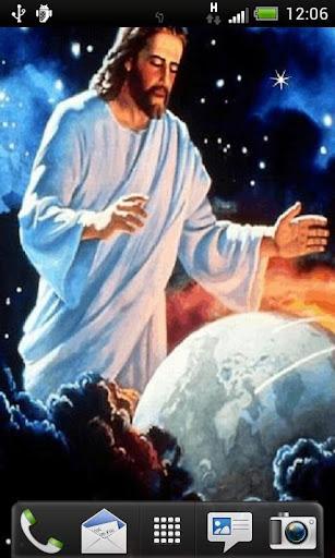 Jesus Is Coming Live Wallpaper