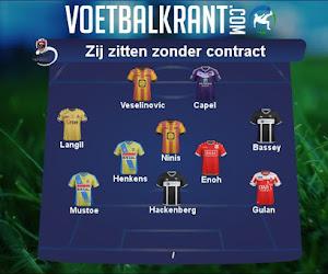 Dit elftal zit zonder contract, er zitten toch grote namen bij!