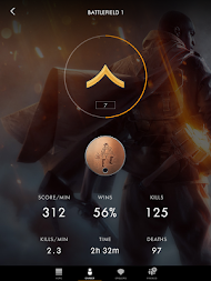 Battlefield™ Companion APK screenshot thumbnail 2