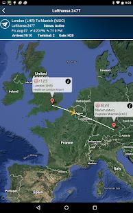 Munich Airport + Radar (MUC)- screenshot thumbnail