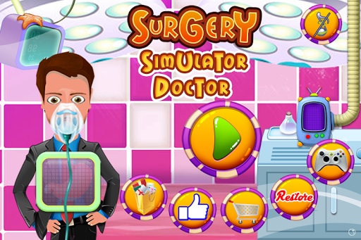 Surgery Simulator Doctor Game 25.19 screenshots 3