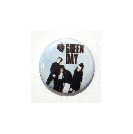 Green Day - Band pic - Badge