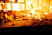 The bodies of two unidentified men were found burnt in a shack in Butterworth.