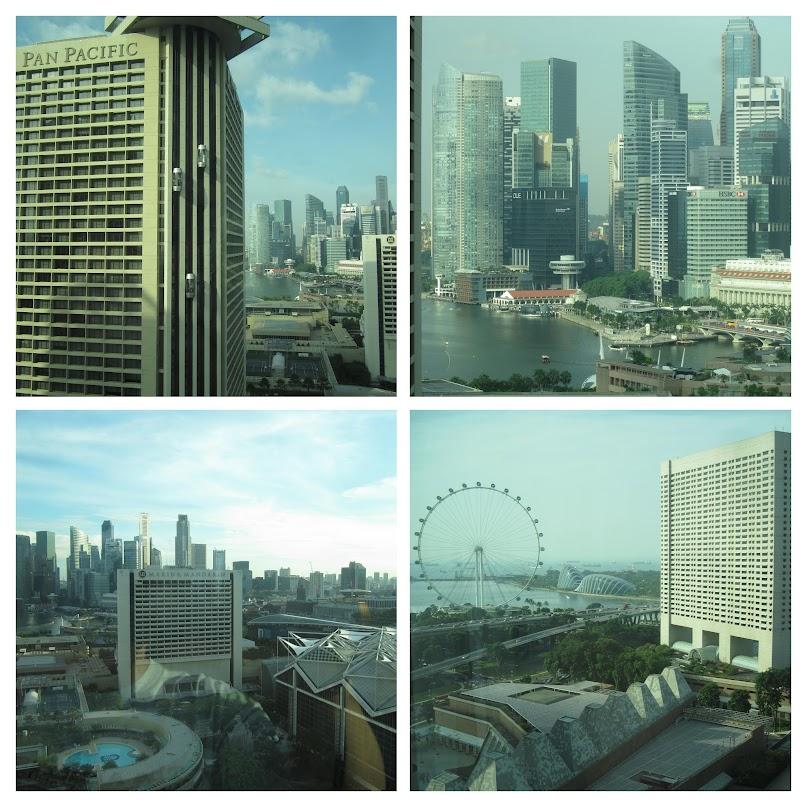 Conrad Centennial, Singapore