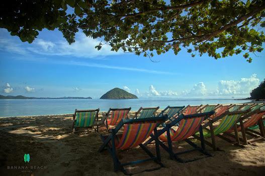 コーラル島バナナビーチ