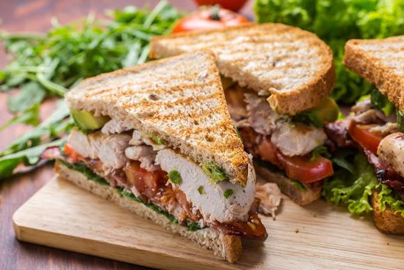 GOURMET SANDWICHES | HOT