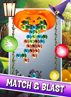 3 Witch's Magic Bubble App screenshot