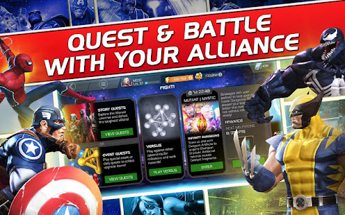 Download Marvel Contest of Champions APK