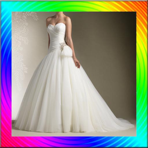 Wedding Dress Design Idea