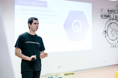 Atlas Networking | CP100A: Google Cloud Platform Fundamentals | 18 July, 2015 | Impact Hub Bucharest